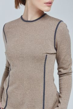 Button Back Sweater1