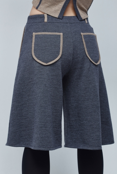 Crop Trousers3